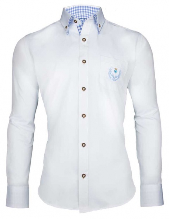Shirt Monaco di Bavaria white