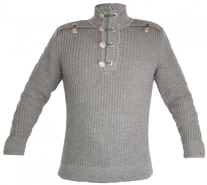 Trachten Sweater grey