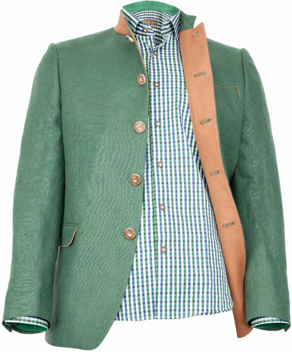"Bavarian Jacket ""Janker"", green"