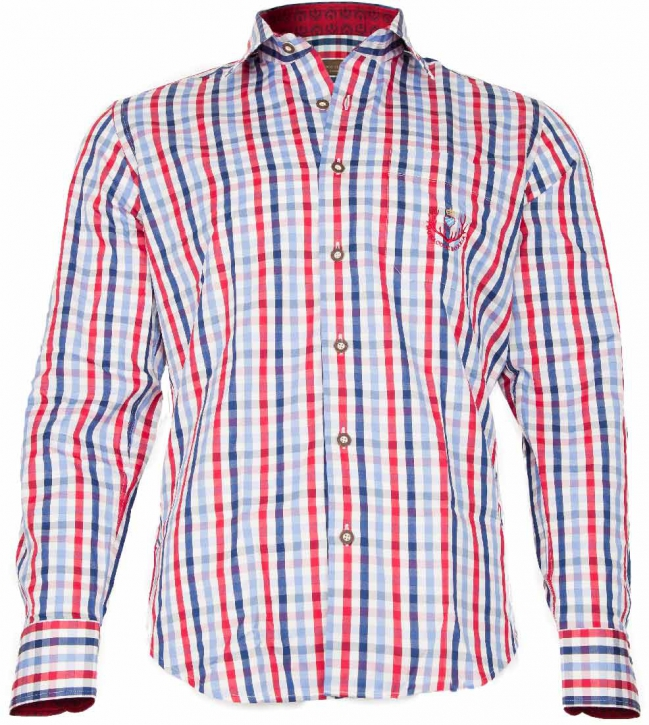 Trachten Shirt red