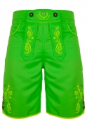 Bavarian trunks and leisure pants, neongreen L
