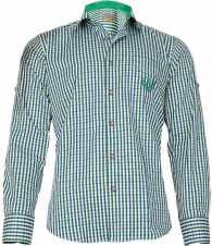 Trachten Shirt green