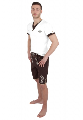 Bavarian trunks and leisure pants, brown XL